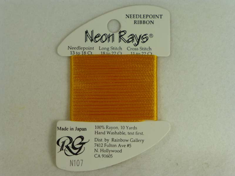 Neon Rays N107 Yellow Gold