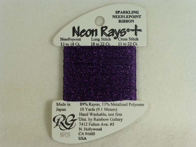 Neon Rays+ NP09 Purple