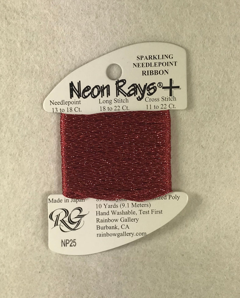 Neon Rays+ NP25 Brick Red