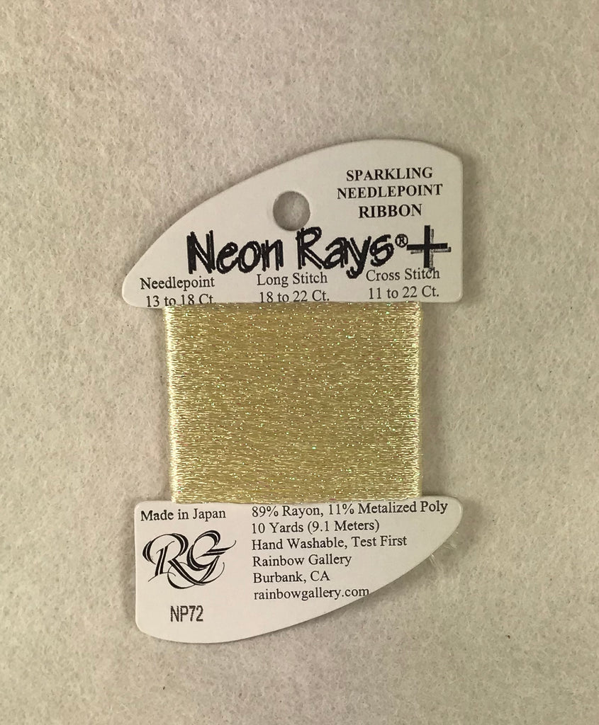 Neon Rays+ NP72 Pale Yellow