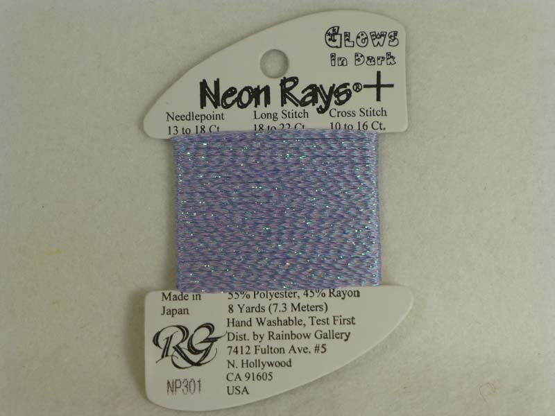 Neon Rays+ NP301 Violet Glow in the Dark