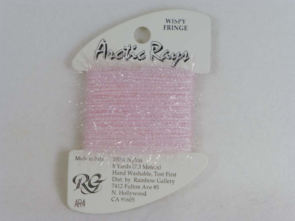 Arctic Rays AR4 Pink by Rainbow Gallery From Beehive Needle Arts