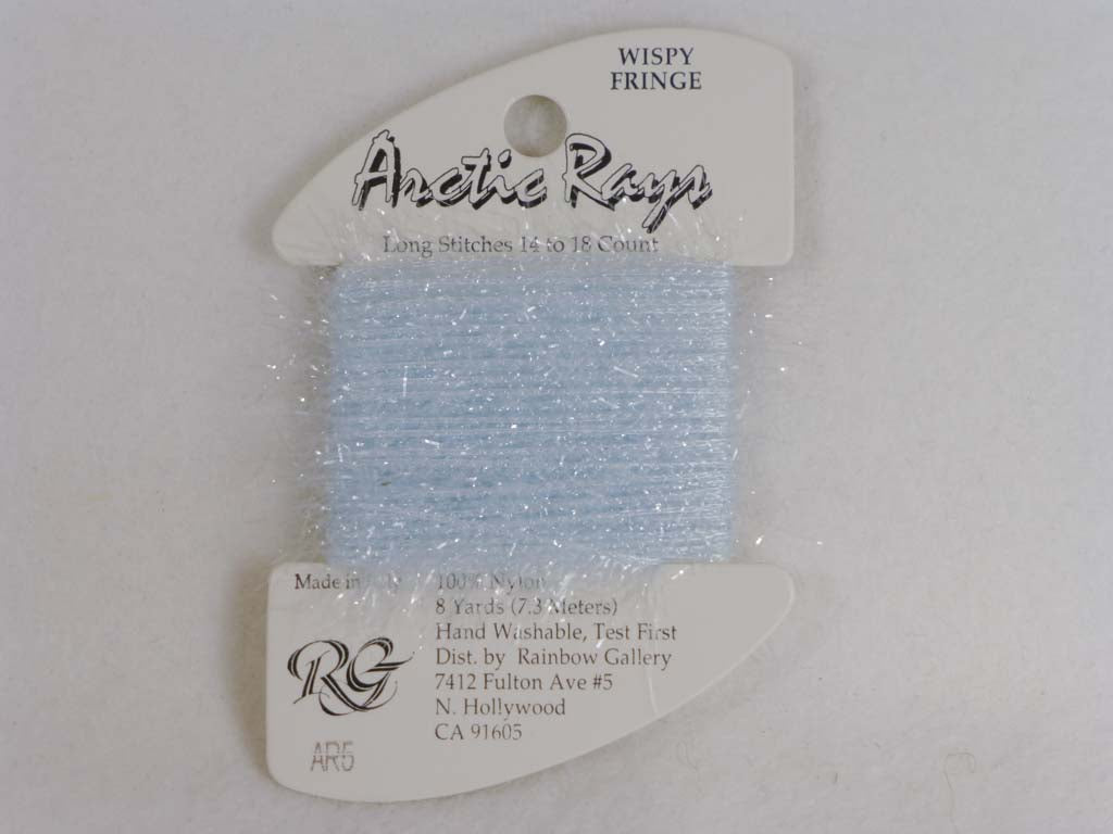 Arctic Rays AR5 Blue by Rainbow Gallery From Beehive Needle Arts