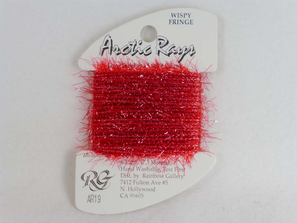 Arctic Rays AR19 Fuchsia by Rainbow Gallery From Beehive Needle Arts