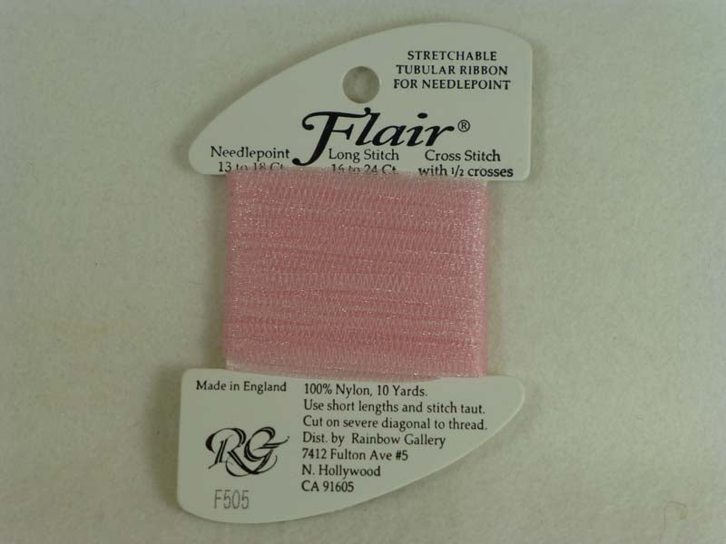 Flair F505 Pale Pink