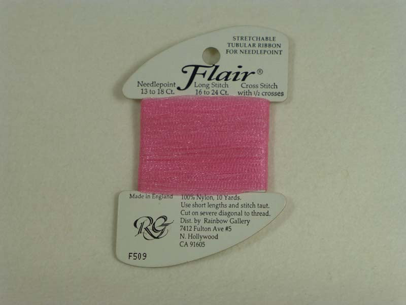 Flair F509 Pink