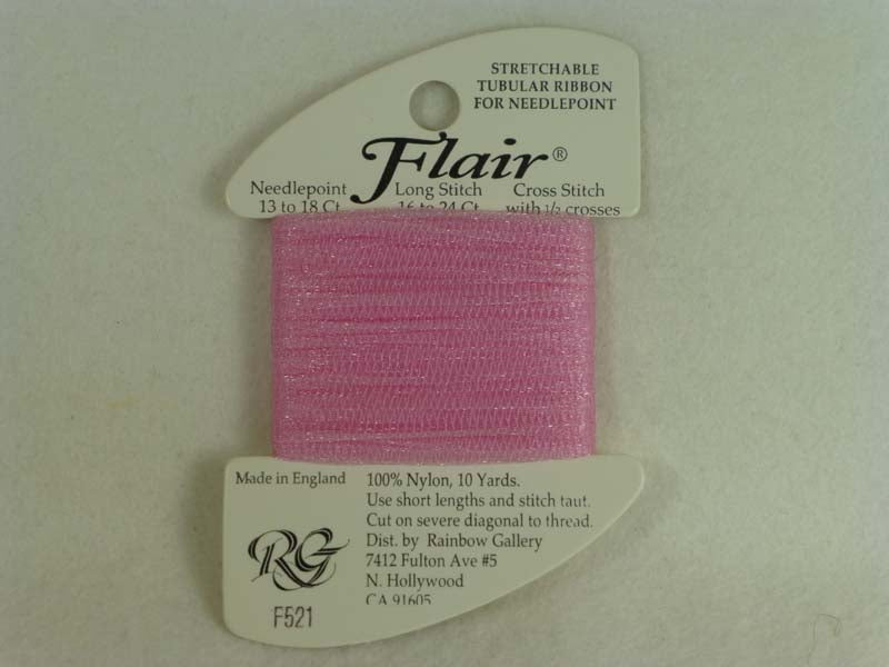 Flair F521 Pale Fuchsia