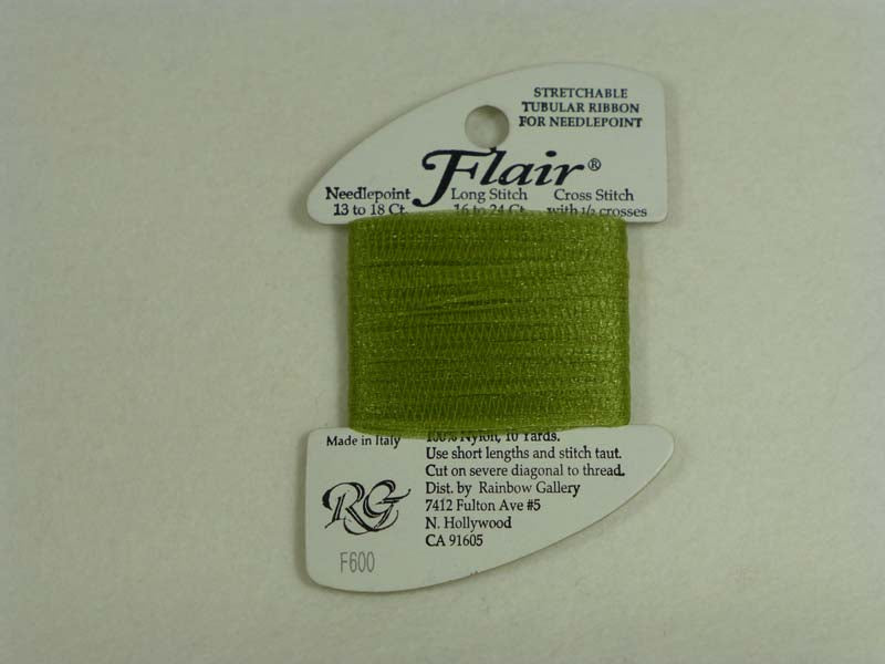 Flair F600 Lite Olive Green
