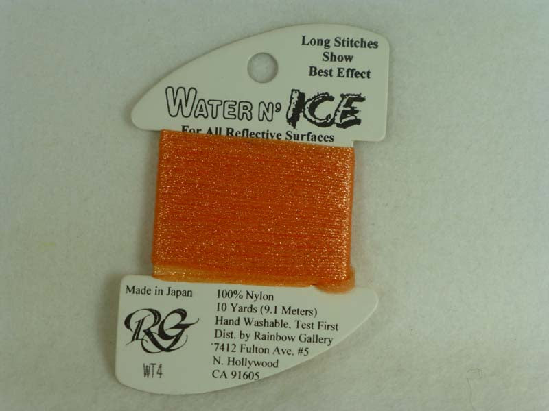 Water n' Ice WT04 Flame Orange