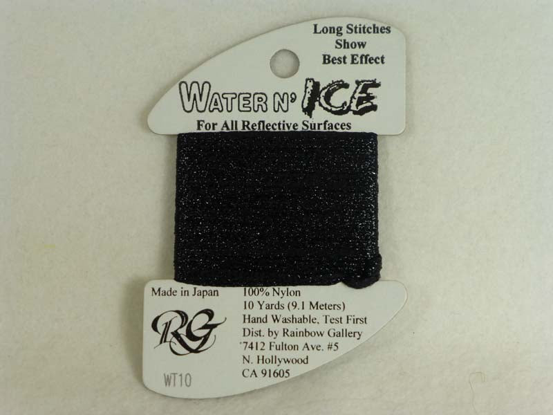 Water n' Ice WT10 Black