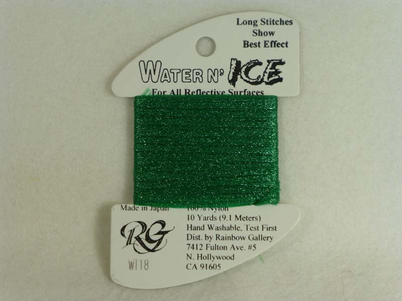 Water n' Ice WT18 Pine Green