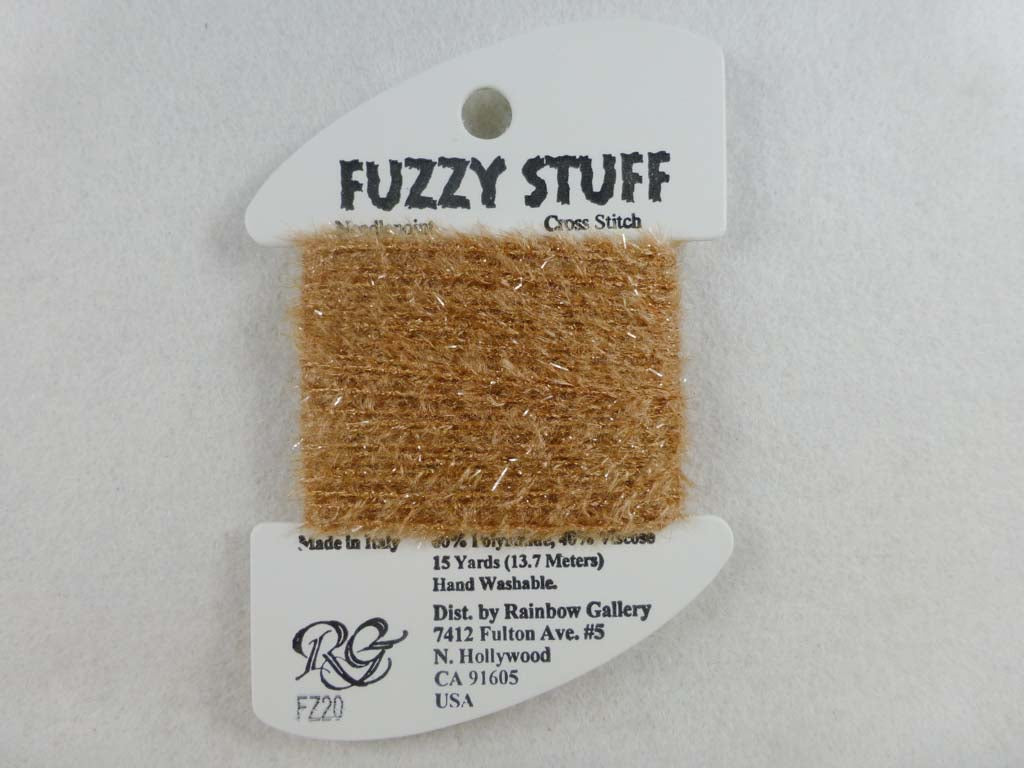 Fuzzy Stuff FZ20 Camel by Rainbow Gallery From Beehive Needle Arts