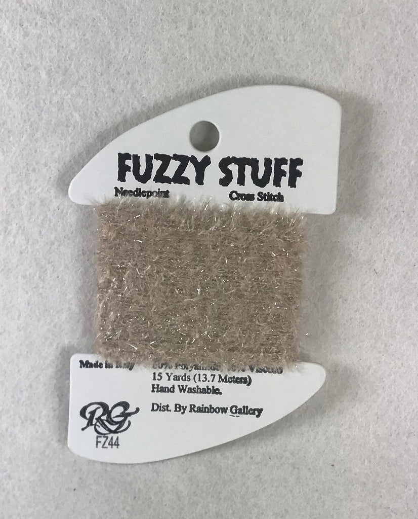 Fuzzy Stuff FZ44 Toasted Almond