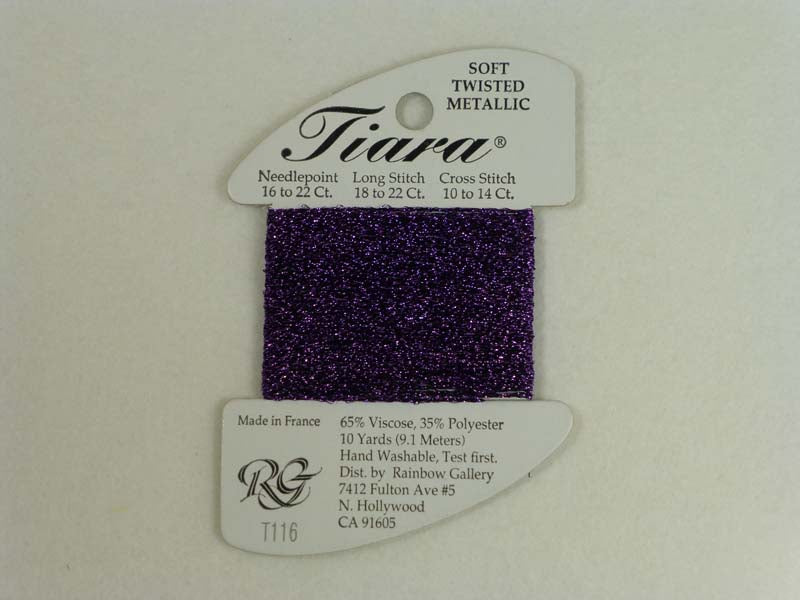 Tiara T116 Purple
