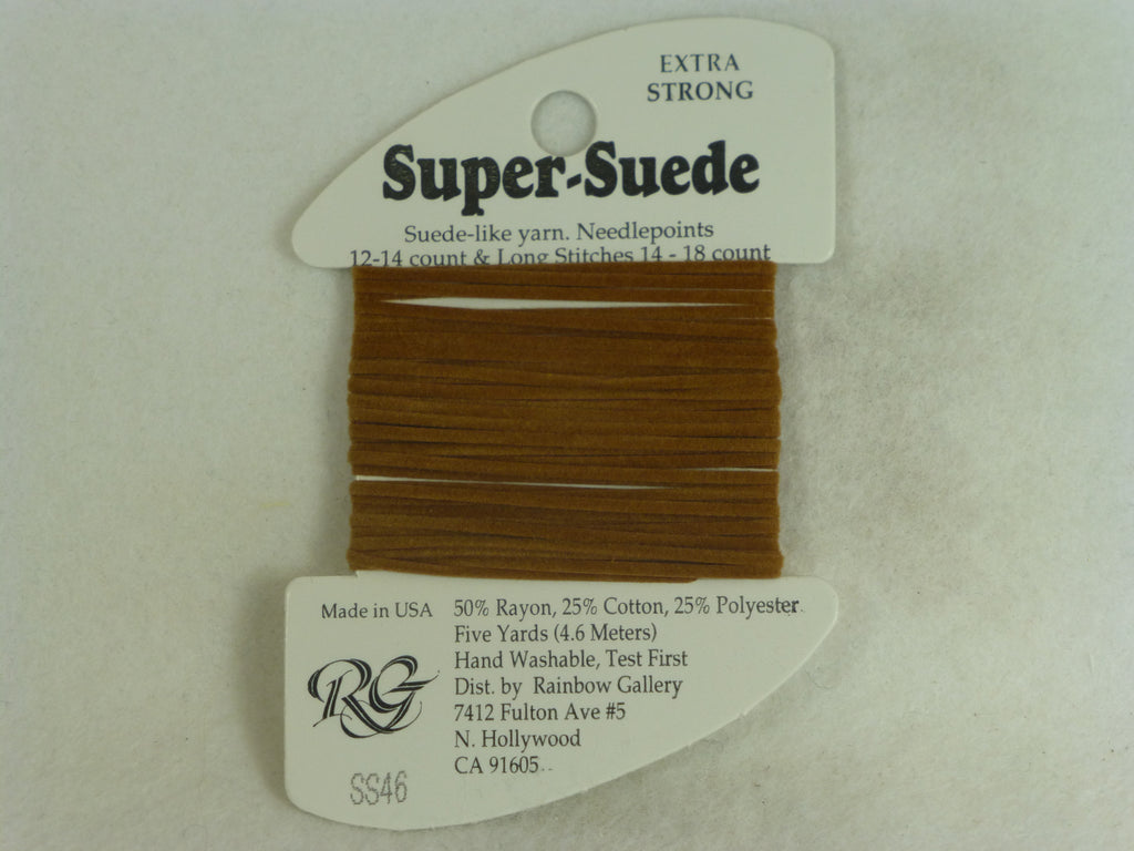 Super Suede SS46 Spice