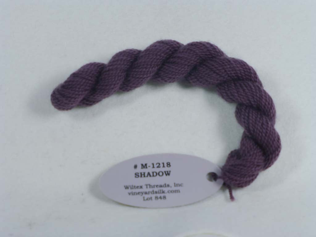 Vineyard Merino 1218 Shadow by Wiltex Threads From Beehive Needle Arts