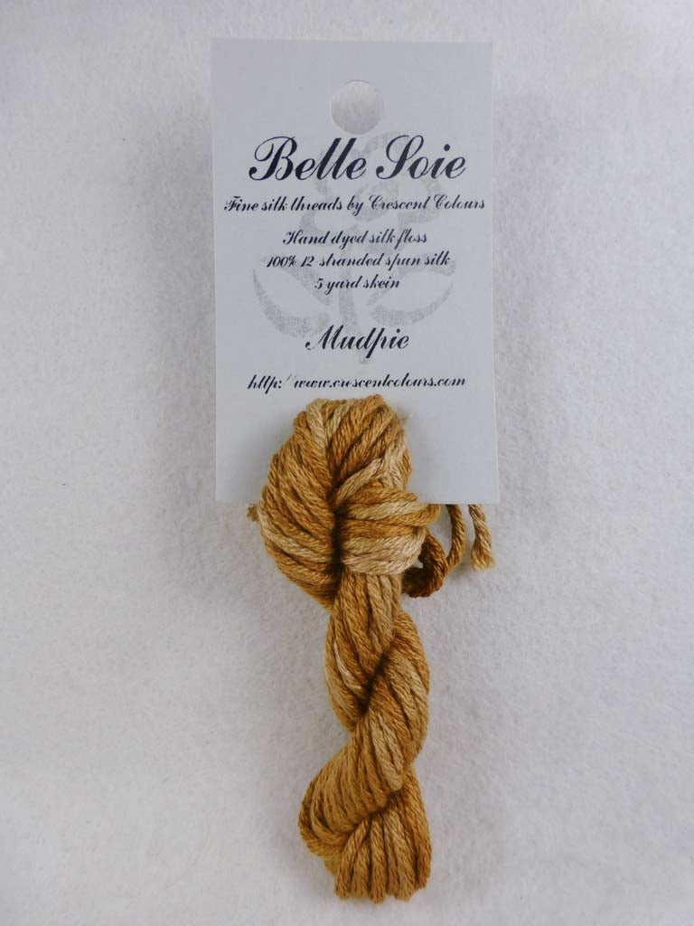 Belle Soie 016 Mudpie by Hoffman Distributing From Beehive Needle Arts