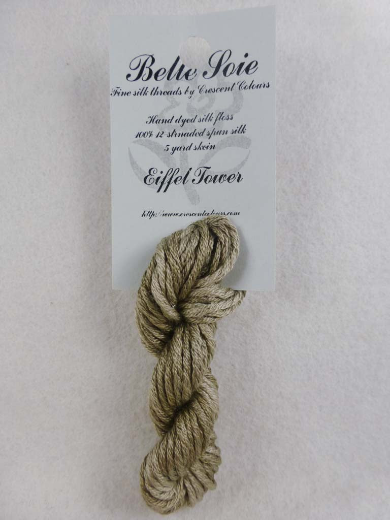 Belle Soie 035 Eiffel Tower by Hoffman Distributing From Beehive Needle Arts