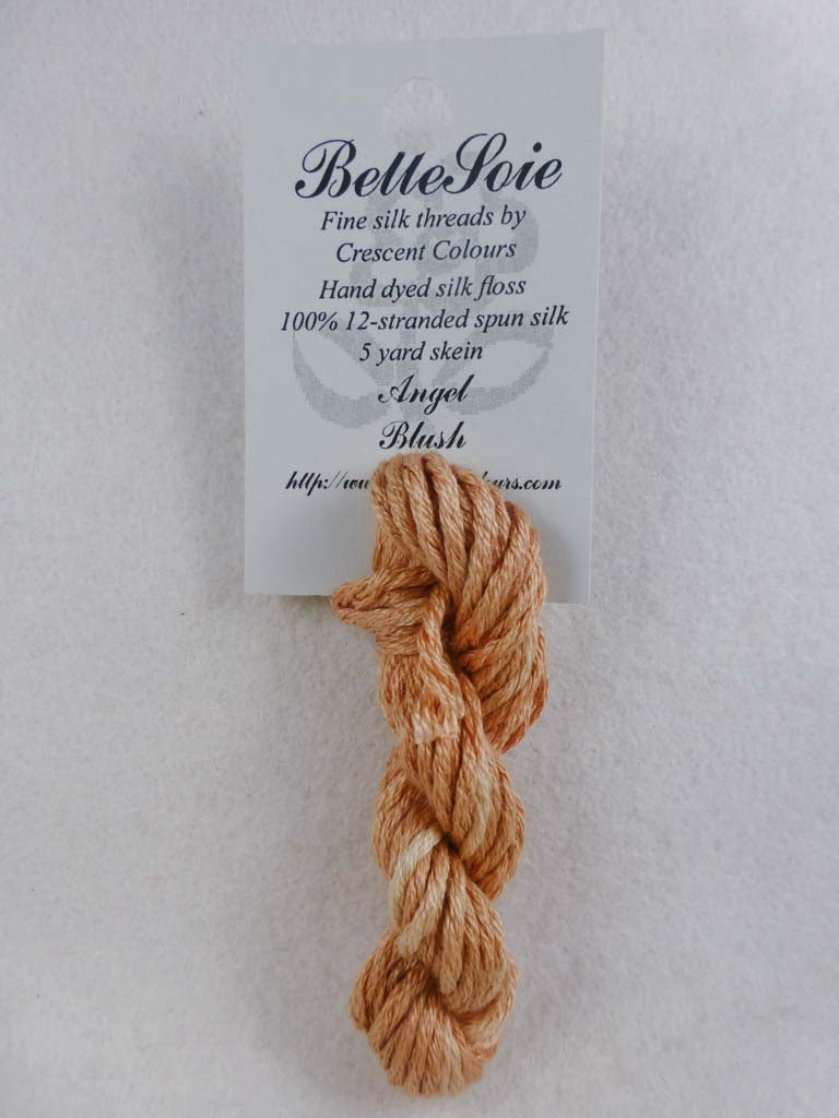 Belle Soie 061 Angel Blush by Hoffman Distributing From Beehive Needle Arts