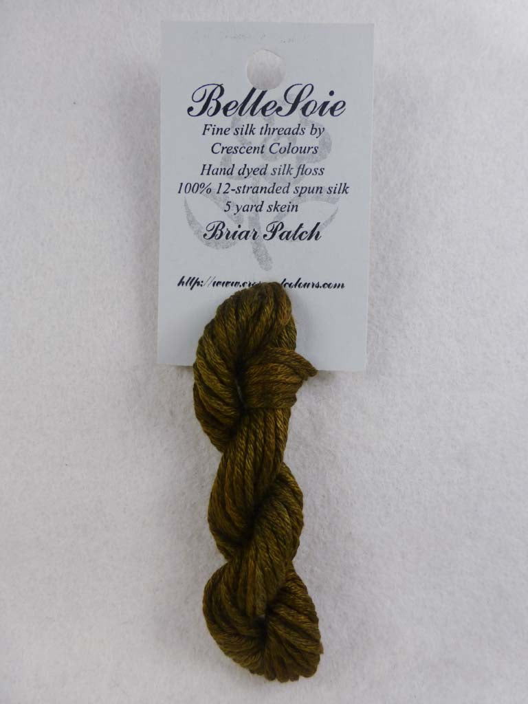 Belle Soie 077 Briar Patch by Hoffman Distributing From Beehive Needle Arts