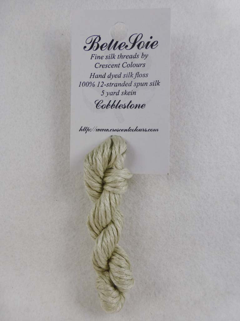 Belle Soie 078 Cobblestone by Hoffman Distributing From Beehive Needle Arts