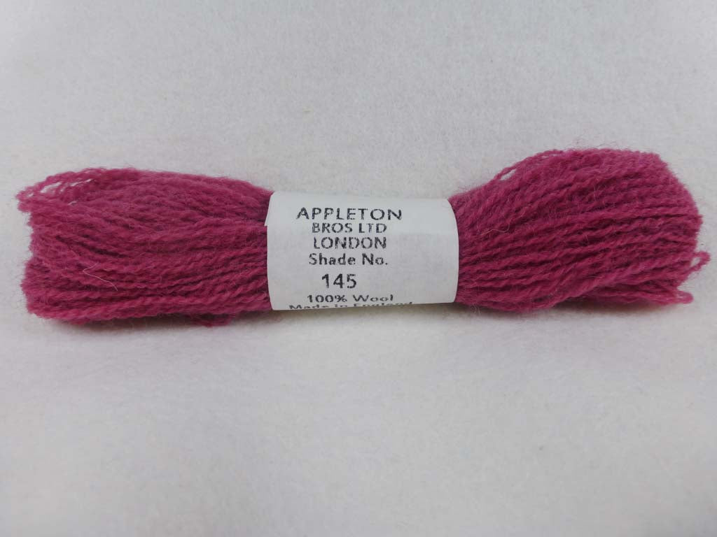 Appleton Wool 145 NC by Appleton  From Beehive Needle Arts