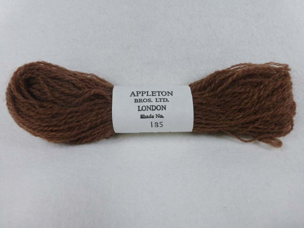 Appleton Wool 185 NC by Appleton  From Beehive Needle Arts