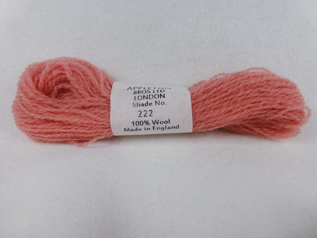 Appleton Wool 222 NC by Appleton  From Beehive Needle Arts
