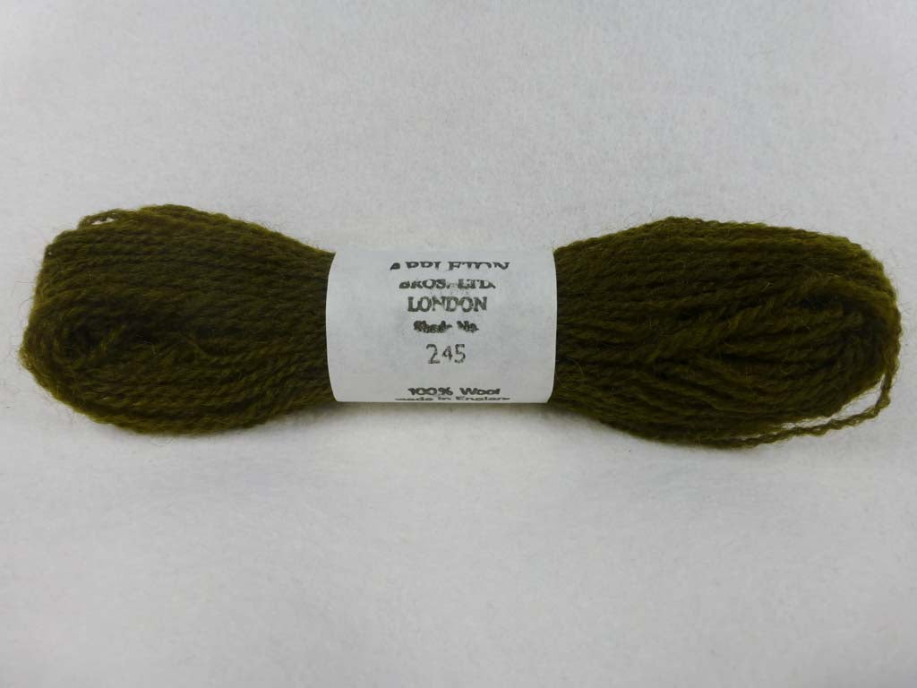 Appleton Wool 245 NC by Appleton  From Beehive Needle Arts