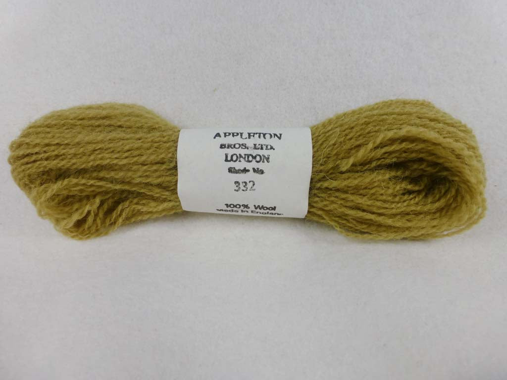Appleton Wool 332 NC by Appleton  From Beehive Needle Arts