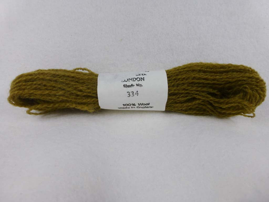 Appleton Wool 334 NC by Appleton  From Beehive Needle Arts