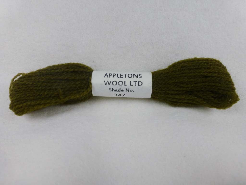 Appleton Wool 347 NC by Appleton  From Beehive Needle Arts