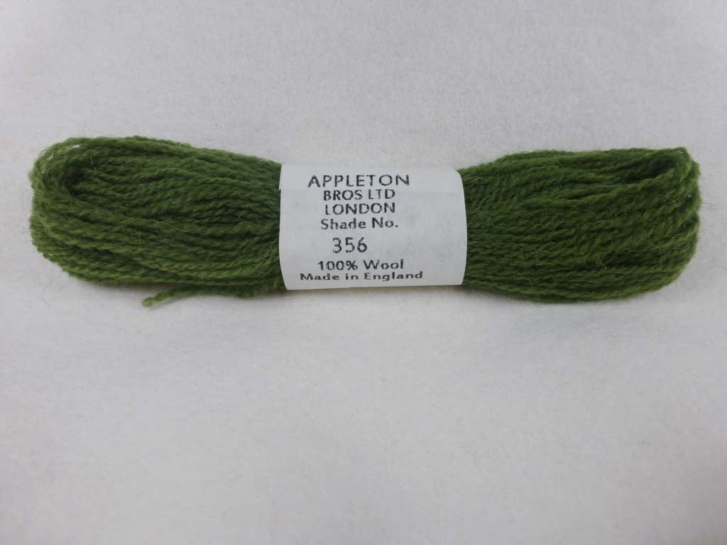Appleton Wool 356 NC by Appleton  From Beehive Needle Arts