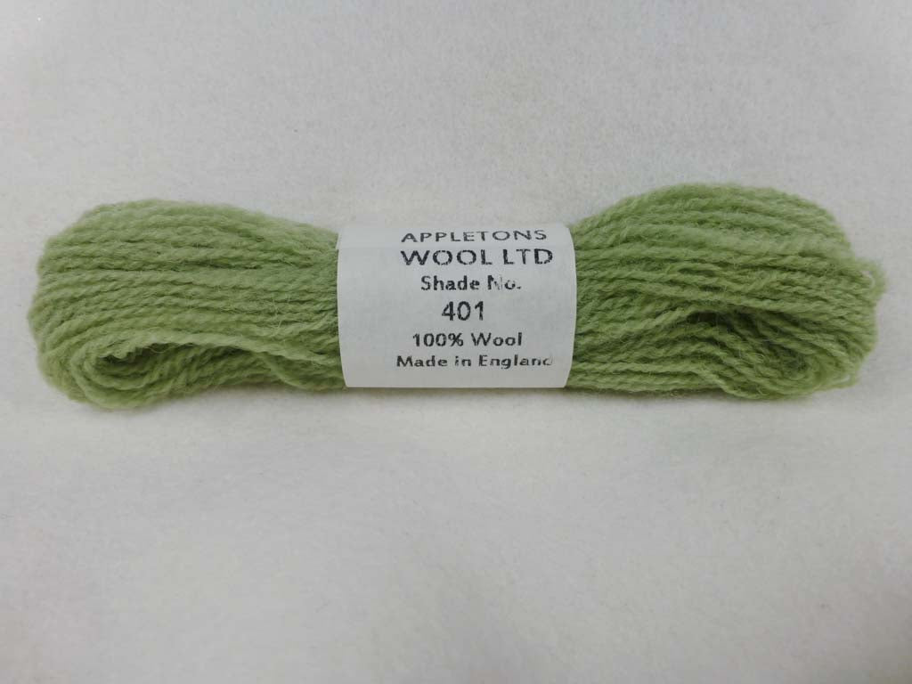 Appleton Wool 401 NC by Appleton  From Beehive Needle Arts