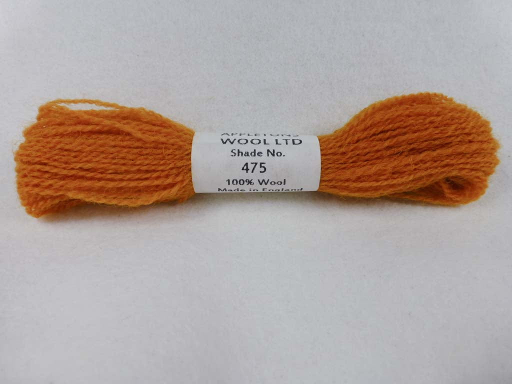 Appleton Wool 475 NC by Appleton  From Beehive Needle Arts