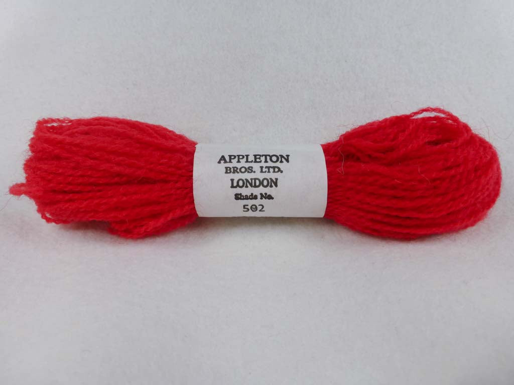 Appleton Wool 502 NC by Appleton  From Beehive Needle Arts