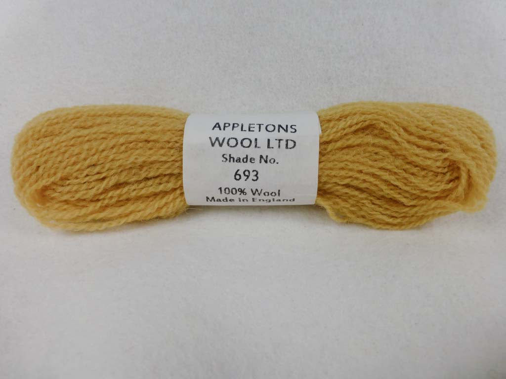 Appleton Wool 693 NC by Appleton  From Beehive Needle Arts