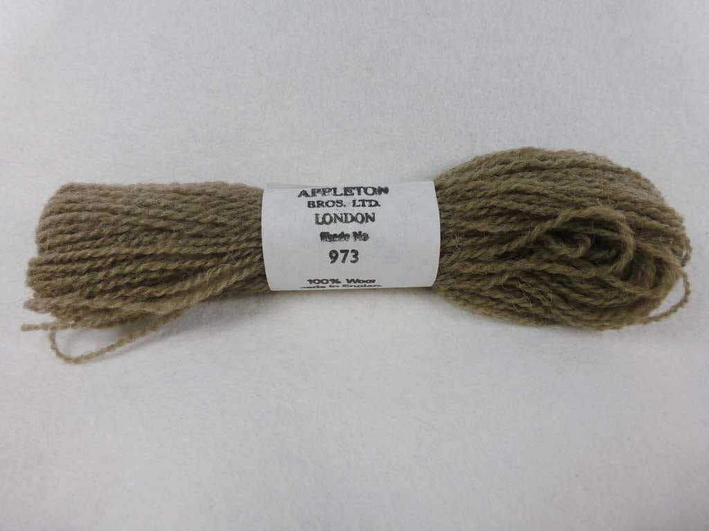 Appleton Wool 973 NC by Appleton  From Beehive Needle Arts
