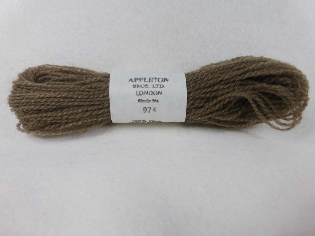 Appleton Wool 974 NC by Appleton  From Beehive Needle Arts