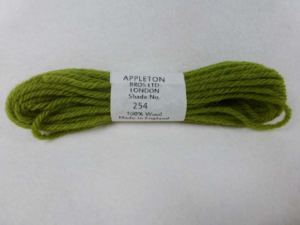 Appleton Wool T254 NC by Appleton  From Beehive Needle Arts