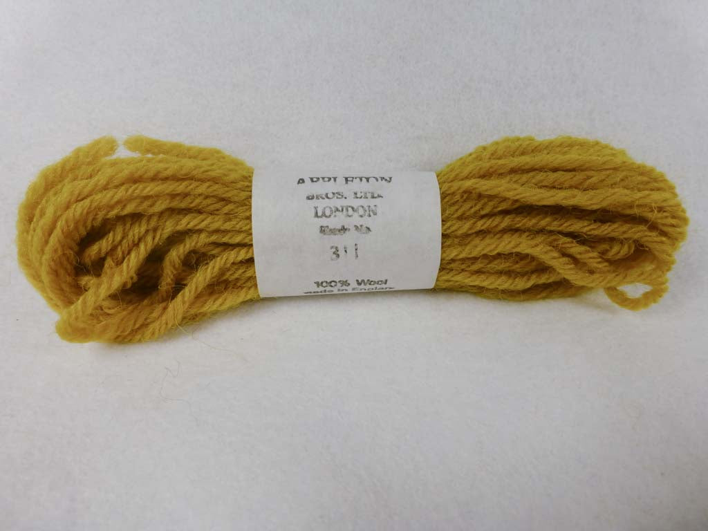 Appleton Wool T311 NC by Appleton  From Beehive Needle Arts