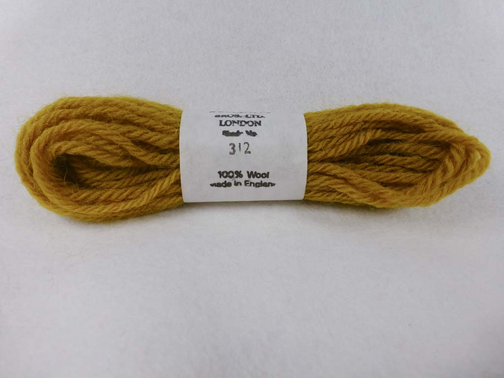 Appleton Wool T312 NC by Appleton  From Beehive Needle Arts