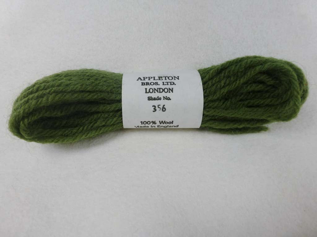 Appleton Wool T356 NC by Appleton  From Beehive Needle Arts