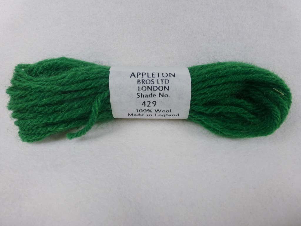 Appleton Wool T429 NC by Appleton  From Beehive Needle Arts