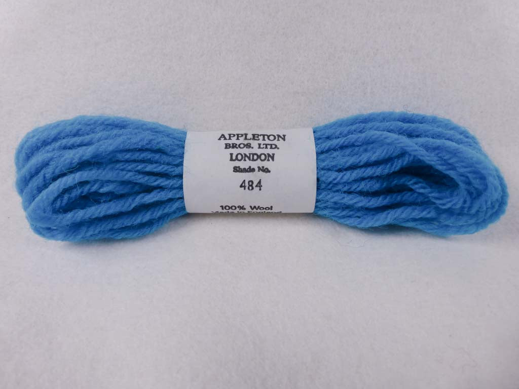 Appleton Wool T484 NC by Appleton  From Beehive Needle Arts
