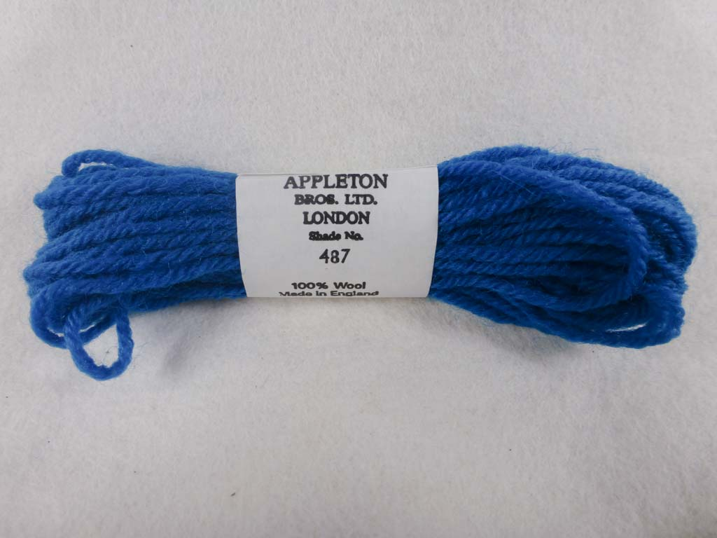 Appleton Wool T487 NC by Appleton  From Beehive Needle Arts