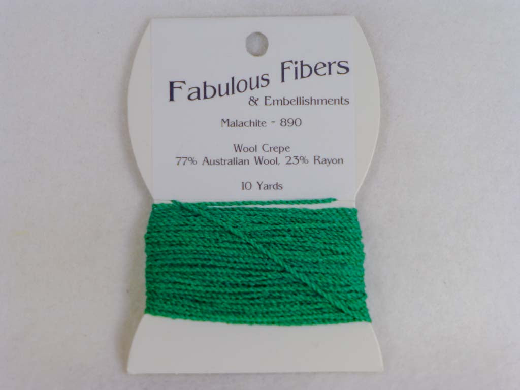 Wool Crepe 890 Malachite