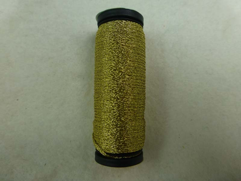 "1/16"" Ribbon 002C Gold Cord"