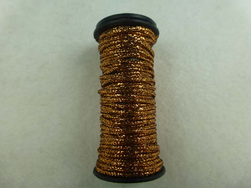 Wired Braid 021HLW Copper HiLustre