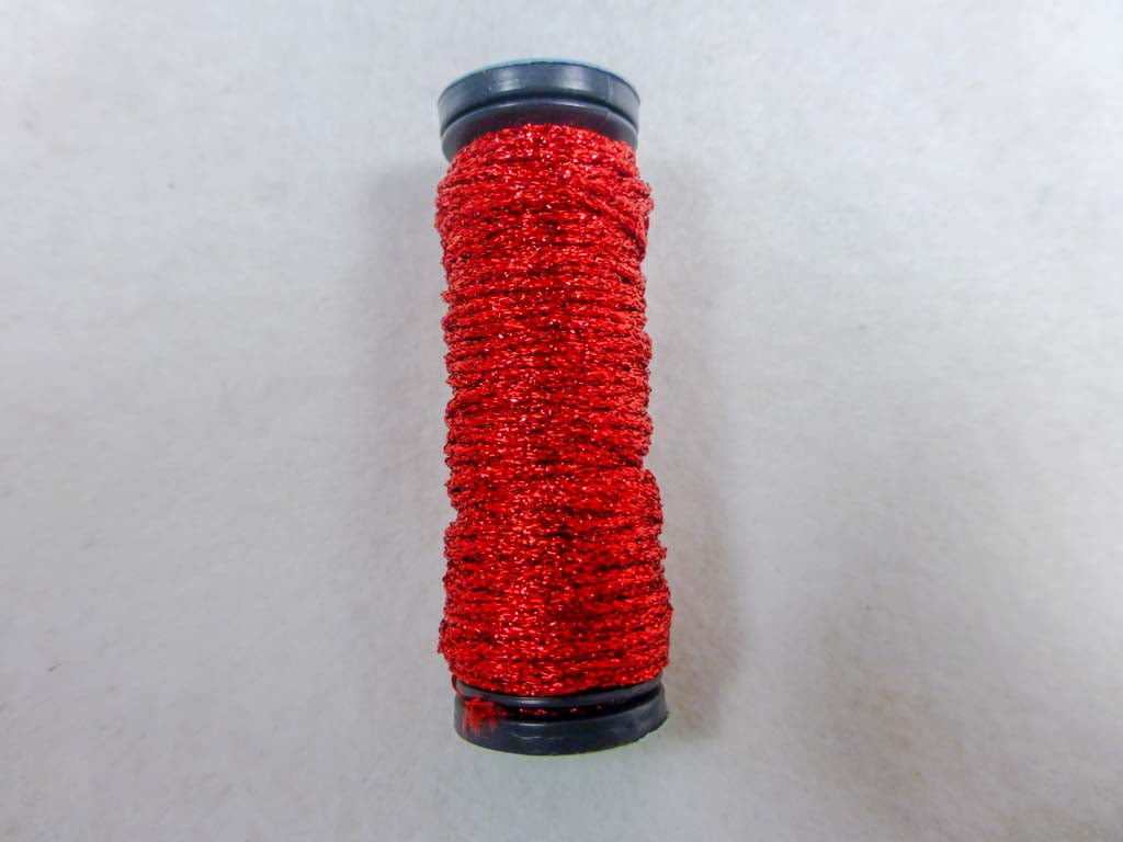 Med. #12 003 Red by Kreinik From Beehive Needle Arts